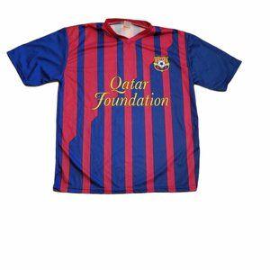 Men's LIONEL MESSI Barcelona FC Jersey (Size XL)